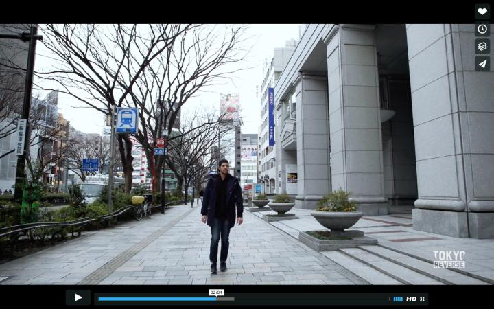 Tokyo 2 min 04 sec
