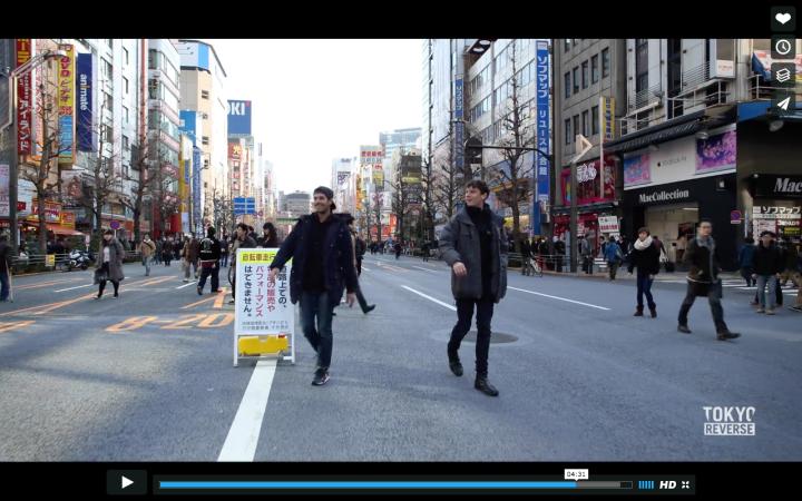 Tokyo 4 min 31 sec