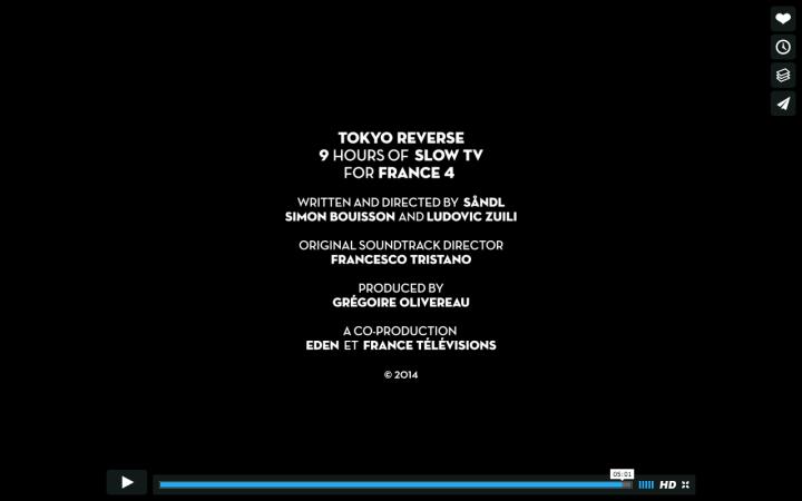 Tokyo credits
