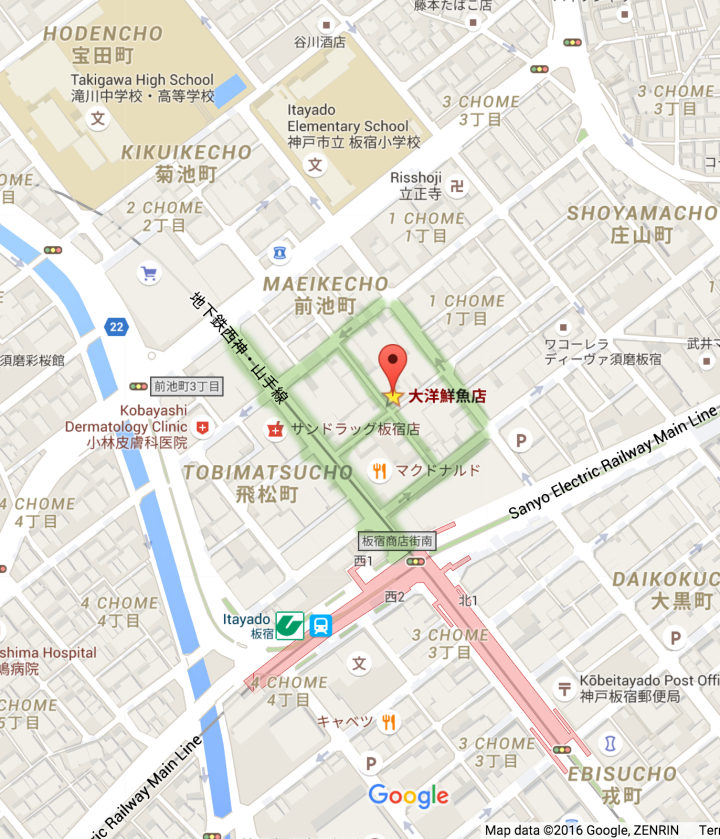 area map macro