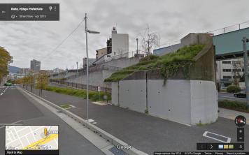 rinkousen entrance for bikes