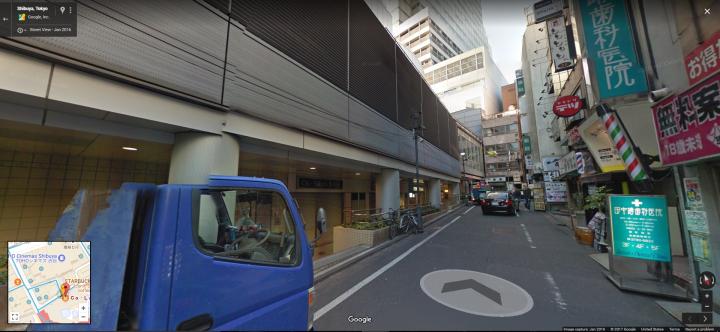 StreetView 17 min 03 sec