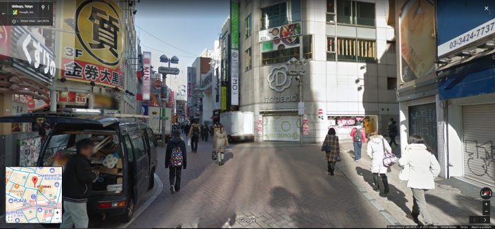 StreetView 6 min 29 sec