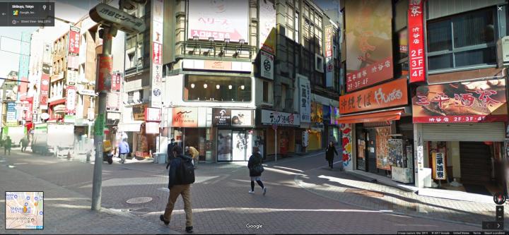 StreetView 7 min 16 sec