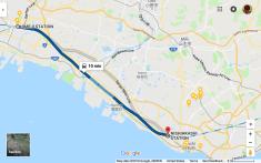 10 min to Himeji on Shinkansen 2830 yen