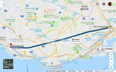 8 min to Shin-Kobe 2640 yen
